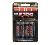 Team Orion 2700 Piles AA (LR06) x4