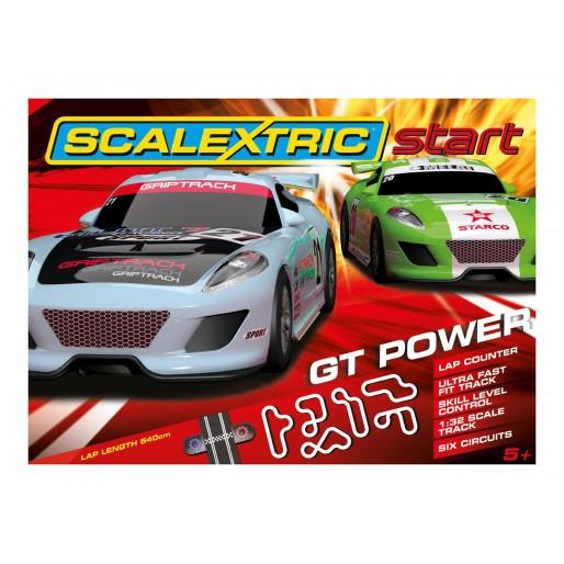 Scalextric Start Coffret GT Power