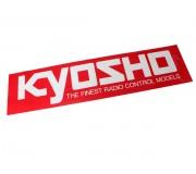 Kyosho 87002 Autocollant Kyosho Logo S (106x35)