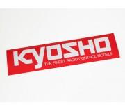 Kyosho 87004 Kyosho Square Logo Sticker L (360x90)