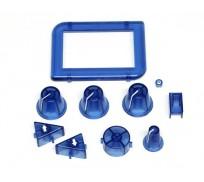 Slot.it SCP03b Boutons Bleu en Plastique