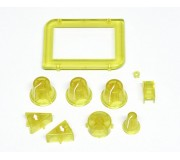 Slot.it SCP03c Spare Yellow Plastic Parts