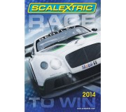 Scalextric C8104 Pamphlets