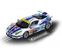 """Carrera Evolution 27481 Ferrari 458 Italia GT2 """"AF Corse No.54"""""""