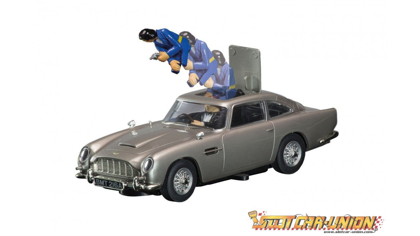 scalextric c3664a james bond aston martin db5 goldfinger. Black Bedroom Furniture Sets. Home Design Ideas