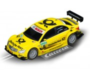 "Carrera DIGITAL 143 41357 AMG-Mercedes C-DTM 2007 Deutsche Post AMG Mercedes 2010 ""D.Coulthard"""