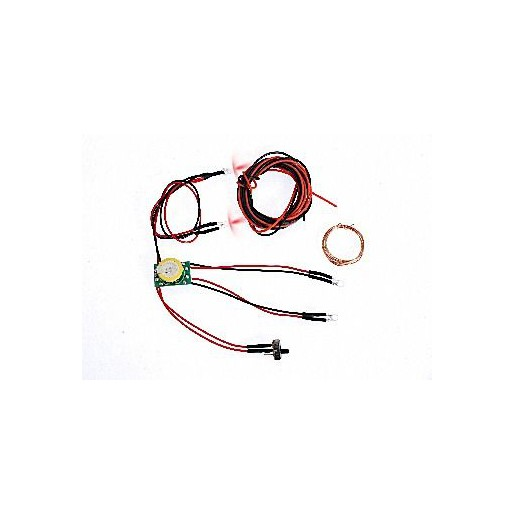 DS Racing Lighting Kit with 3V Battery