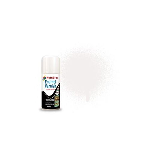 Humbrol AD6997 No. 35 Enamel Varnish Gloss - 150ml Spray Varnish