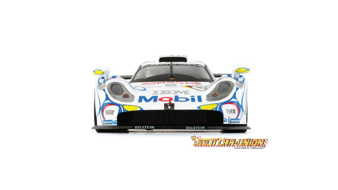 ca23d porsche 911 gt1 evo 98 2nd le mans 1998 slot car union. Black Bedroom Furniture Sets. Home Design Ideas