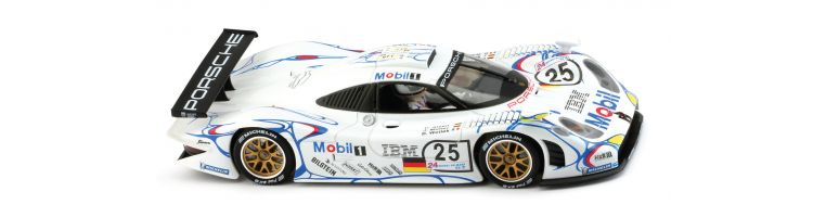 ca23d porsche 911 gt1 evo 98 2nd le mans 1998. Black Bedroom Furniture Sets. Home Design Ideas