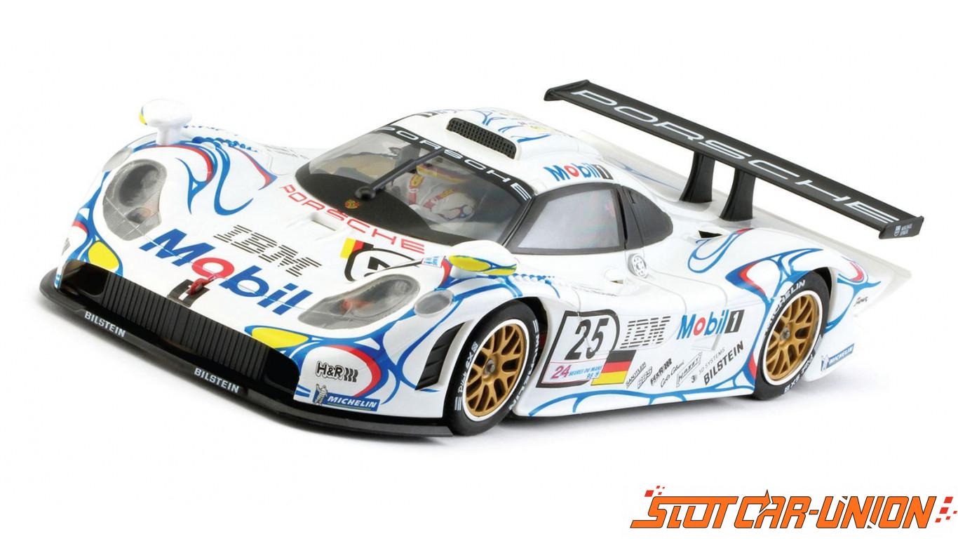Slotit Ca23d Porsche 911 Gt1 Evo 98 N25 2nd Le Mans 1998 Slot Car Track Wiring