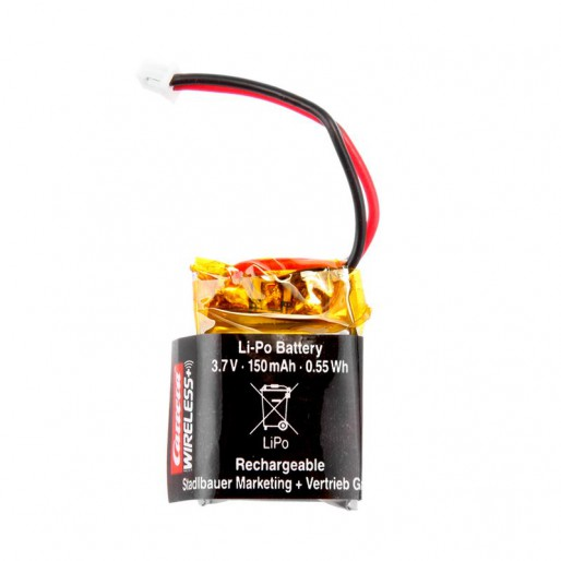 Carrera 89823 Batterie Rechargeable pour WIRELESS+ Speed Controller