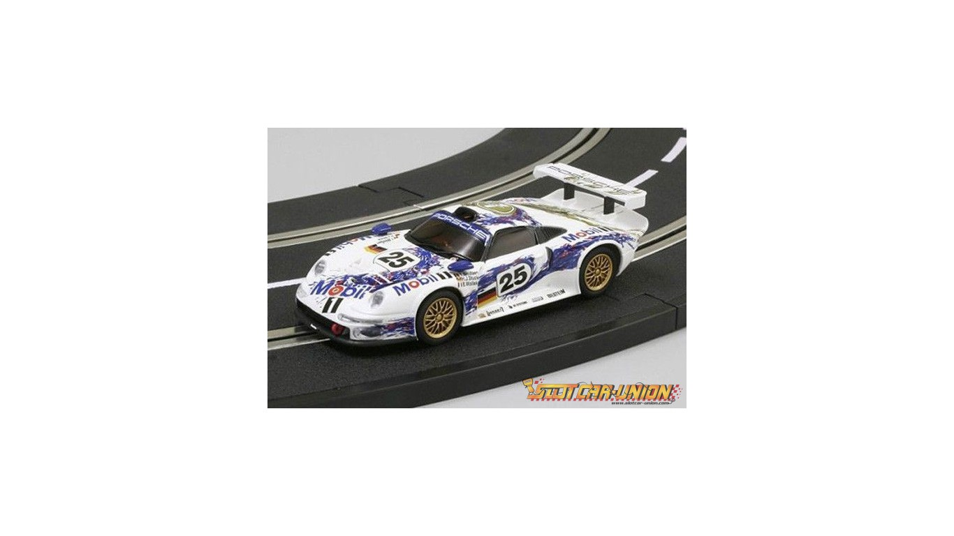 kyosho dslot43 porsche 911 gt1 kyosho dslot43 porsche 911. Black Bedroom Furniture Sets. Home Design Ideas
