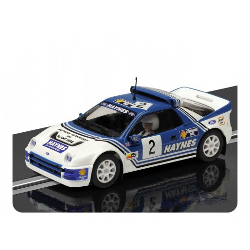 Ford RS200, Haynes