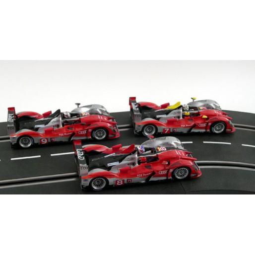 LE MANS miniatures Audi R15 TDI Le Mans 2010