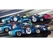LE MANS miniatures Alpine Renault A220 Le Mans 1968