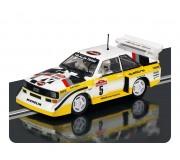 Scalextric C3410 Audi Sport Quattro S1, WRC Rally San Remo 1985