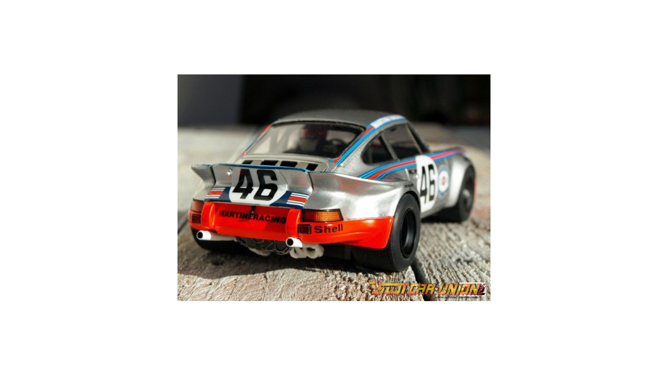 le mans miniatures porsche carrera rsr le mans 1973 slot car union. Black Bedroom Furniture Sets. Home Design Ideas