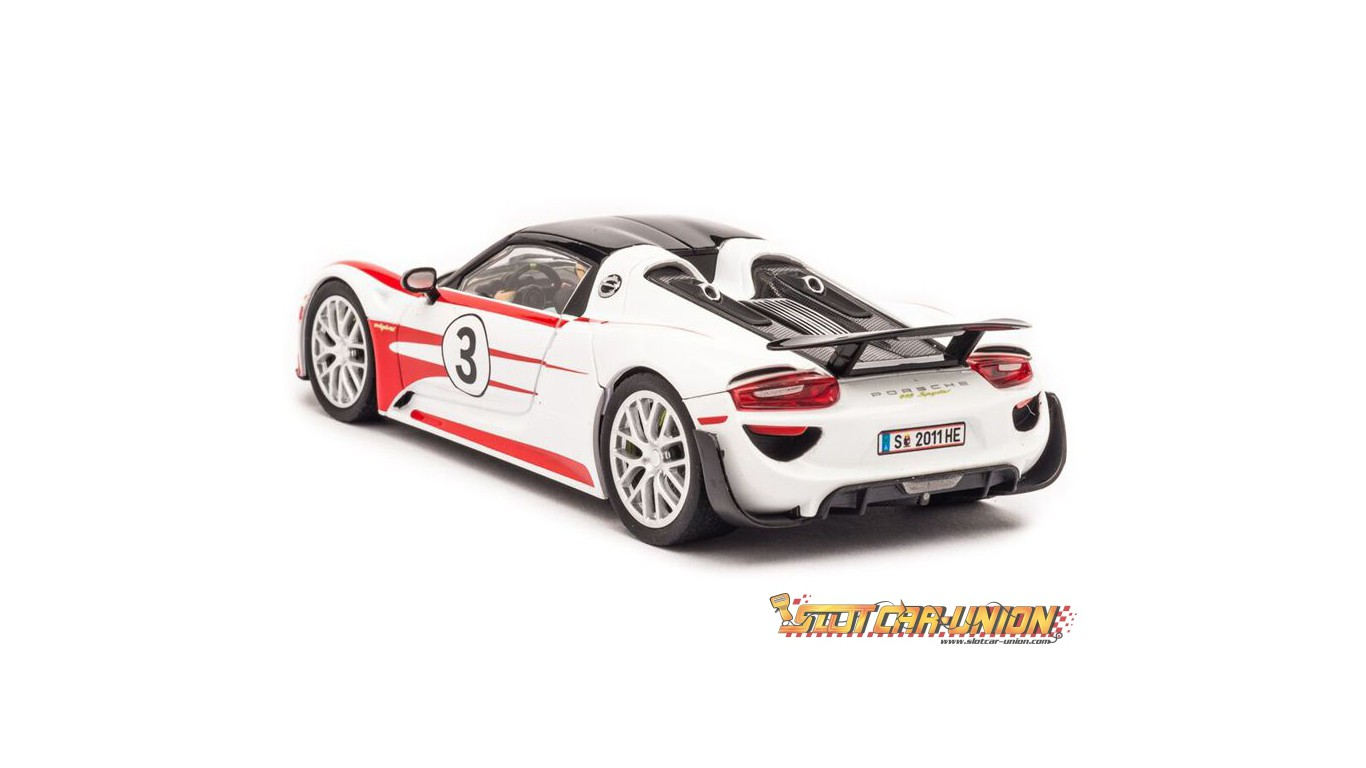 carrera digital 132 30711 porsche 918 spyder slot car union. Black Bedroom Furniture Sets. Home Design Ideas