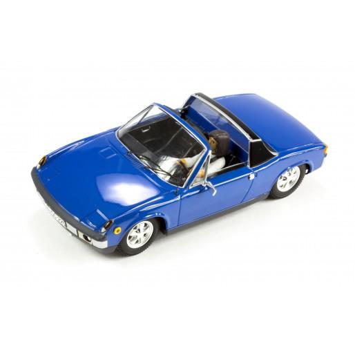 SRC 02007 Porsche 914 Street Version Adriatic Blue
