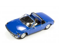 SRC 02007 Porsche 914 Street Version Adriatic Blue