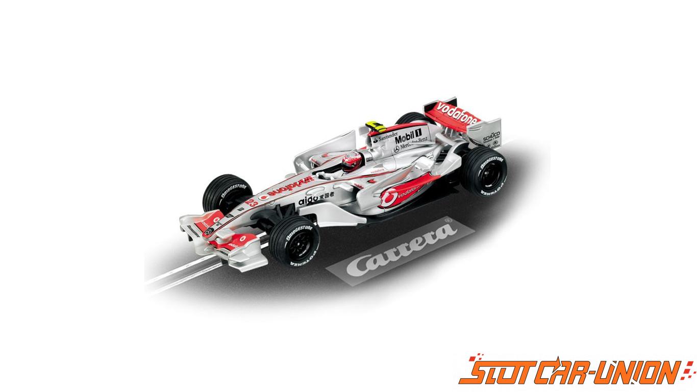 carrera evolution 27278 mclaren mercedes race car 2008 no. Black Bedroom Furniture Sets. Home Design Ideas