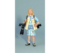 LE MANS miniatures Figurine Photographe