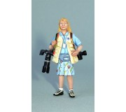 LE MANS miniatures Figure Photographer