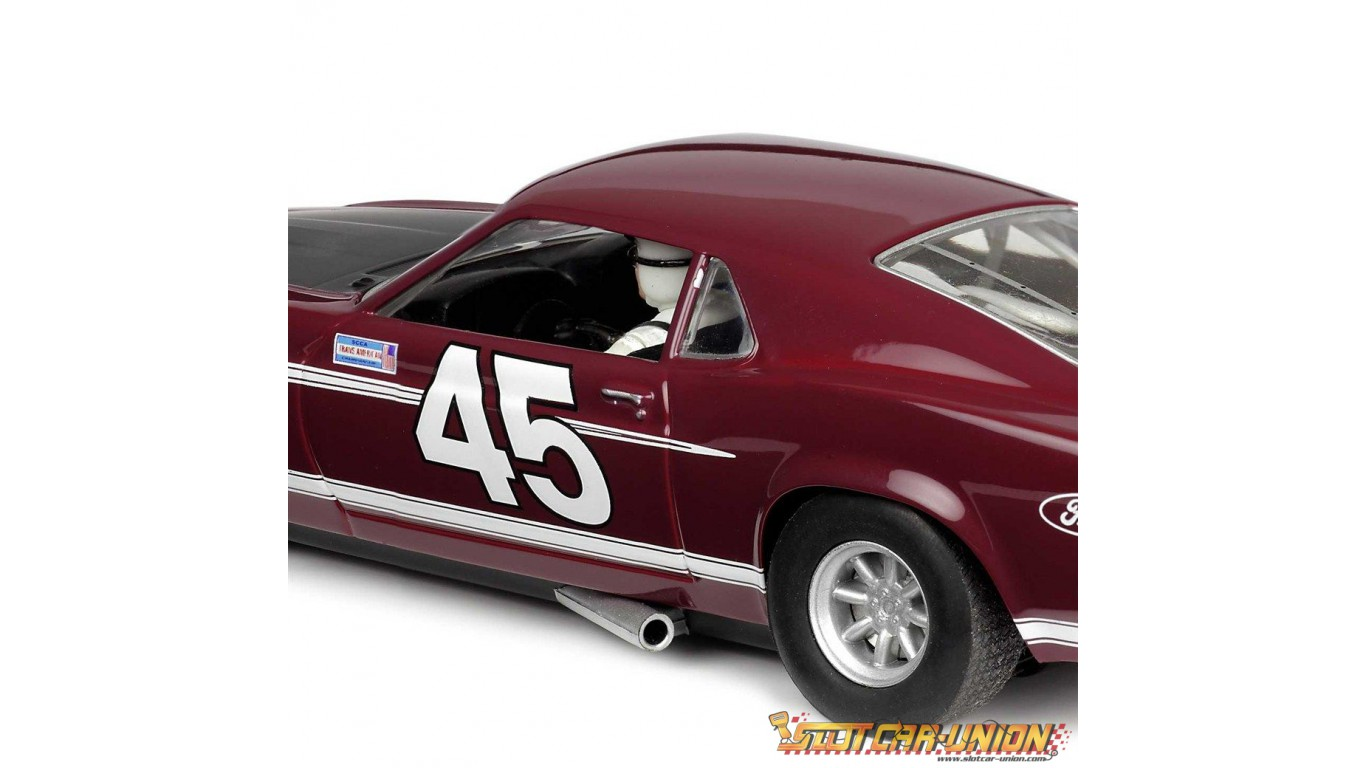 scalextric c3424 ford mustang 1969 boss 302 reventlow. Black Bedroom Furniture Sets. Home Design Ideas