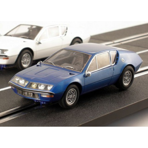 le mans miniatures alpine a310 4 cylindres slot car union. Black Bedroom Furniture Sets. Home Design Ideas