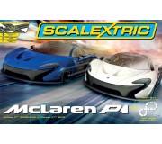 Scalextric C1342 McLaren P1 Set