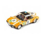 SRC 01605 Porsche 914/6 GT - Nurburgring 1973 - Safety Car O.M.S.