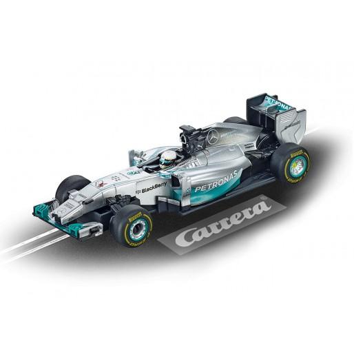 """Carrera DIGITAL 143 41383 Mercedes-Benz F1 W05 Hybrid """"L.Hamilton, No.44"""""""