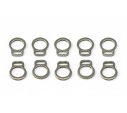 Slot.it CH97 Snap rings for 4WD front wheels x10
