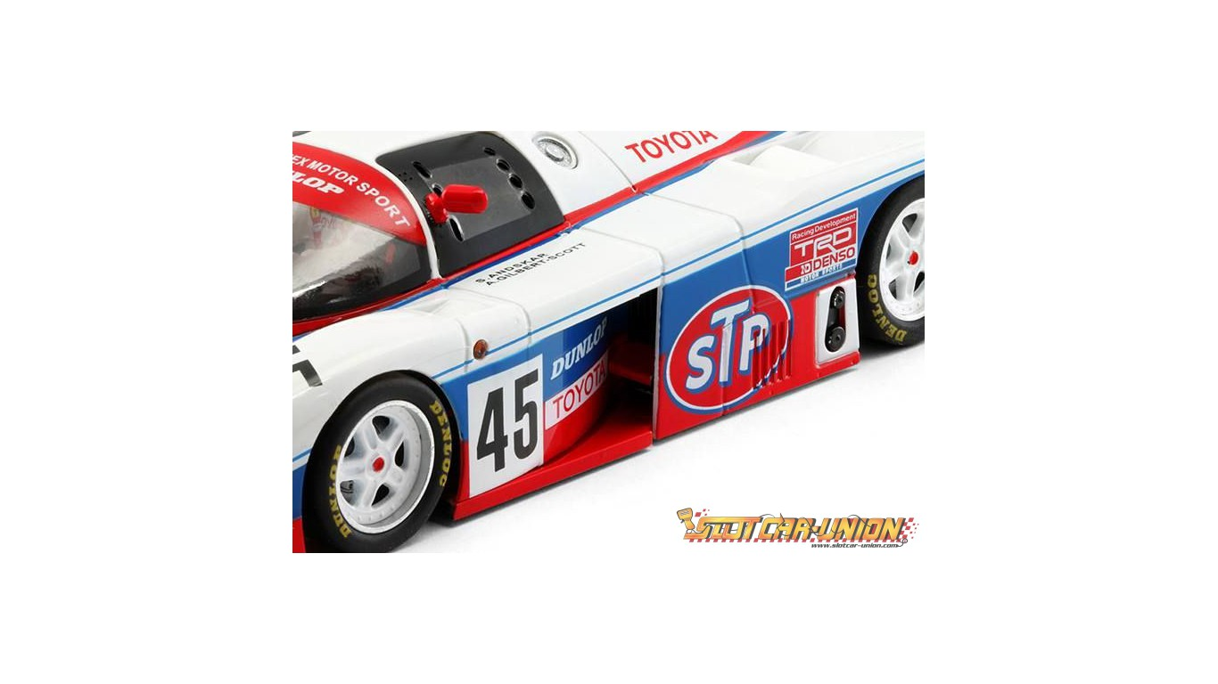 Slot it CA19e Toyota 88C n 45 WEC Fuji 1000 Km 1988 - Slot Car-Union