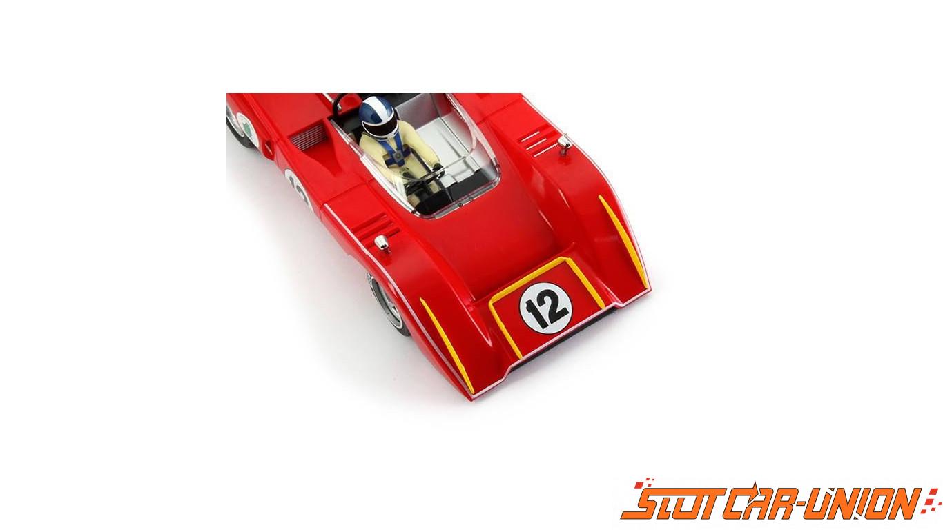 Ca26d Mclaren M8d Can Am Mosport 1971 Slot