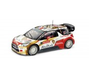"SCX Citroën DS3 WRC ""Abu Dhabi"" A10158X300"