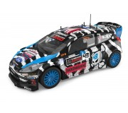 "SCX Ford Fiesta RS WRC ""Block"" A10120X300"