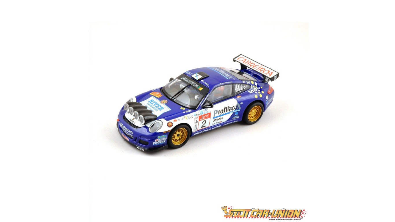 Scx Porsche 911 Gt3 Rally Champion A10159x300 Slot Car Union