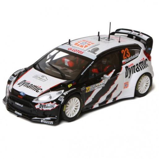 """SCX Ford Fiesta RS WRC """"Dynamic"""" A10113X300"""