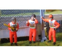 Slot Track Scenics Fig. 10 Marshals Pack A
