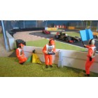Slot Track Scenics Fig. 11 Marshals Pack B