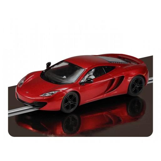 McLaren MP4-12C Red
