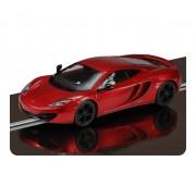 Scalextric C3396 McLaren MP4-12C Red