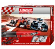 Carrera DIGITAL 143 40028 Coffret Championship Race Off
