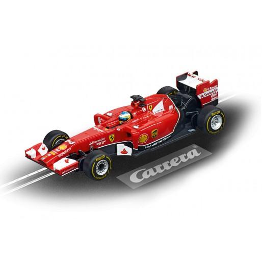 """Carrera DIGITAL 143 41384 Ferrari F14 T """"F.Alonso, No.14"""""""