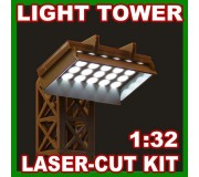 Proses LS-311 Light Tower (Kit, laser-cut acrylic)