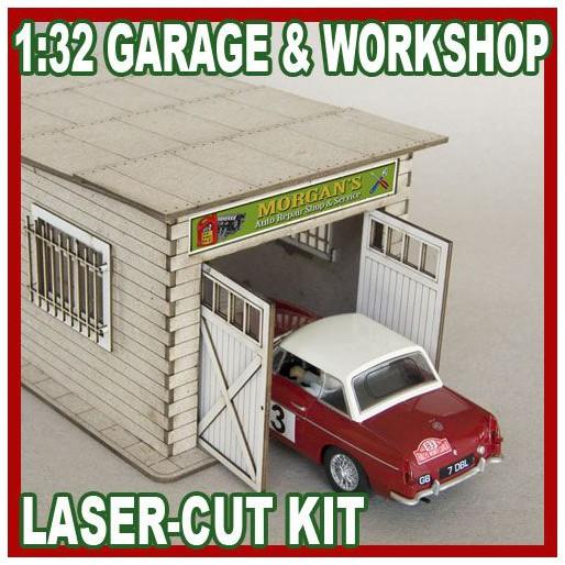 Proses LS-307 Garage & Workshop Kit