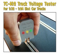 Proses TC-402 Slot Car Track Tester