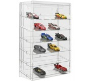 Slot Car Display Cabinet 1/32